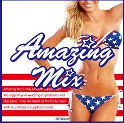 【ダイエットサプリ】アメージング ミックス-Amazing Mix-