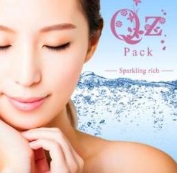 キューズパック・スパークリングリッチ【炭酸パック】口コミ・体験談